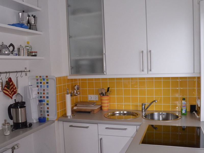 Wohnung Berlin Küche