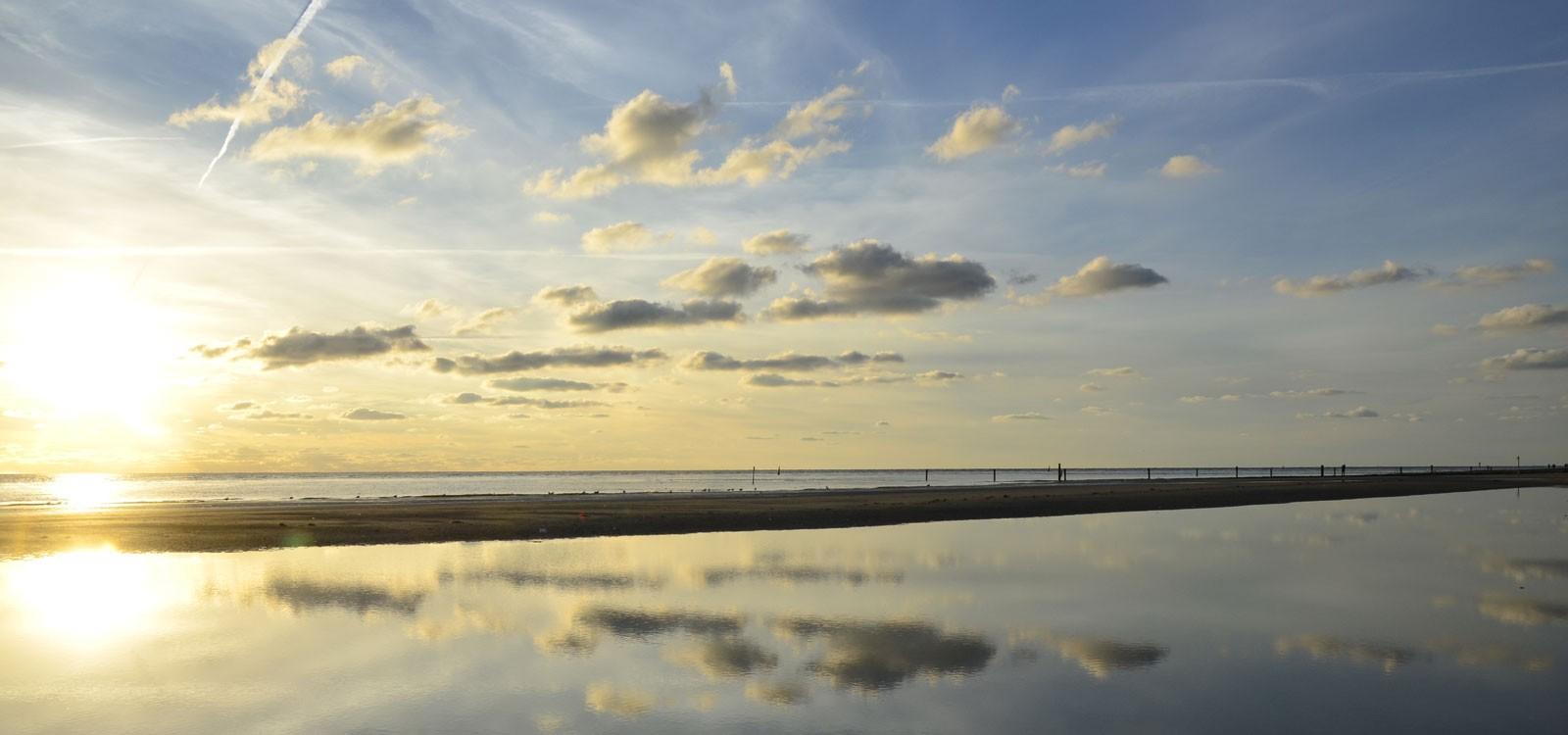 Sandbank Norderney