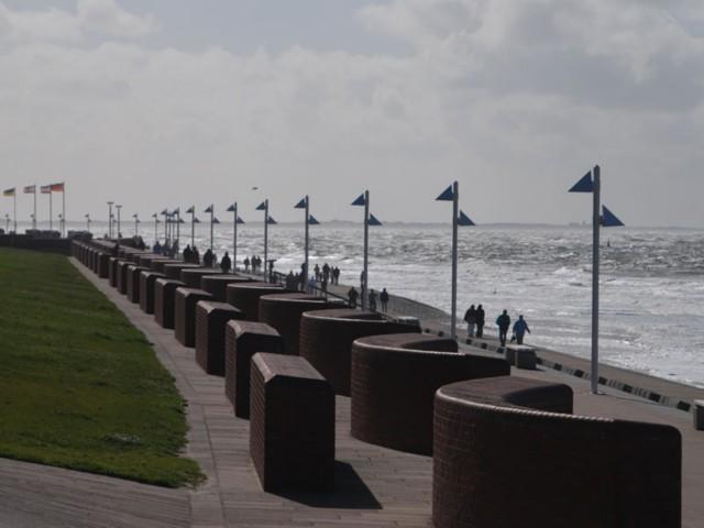 Norderney Promenade