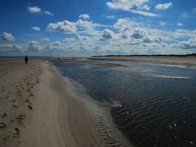 Strandwandern Norderney