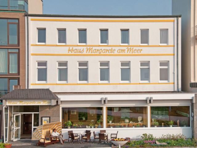 Hotelansicht Haus Margarete